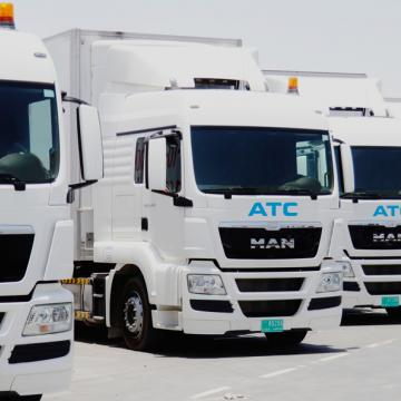 ATC Freight Liners  making use of Geovision IP Cameras