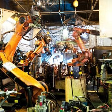 سیستم های نظارت تصویری ژئوويژن در شركت توسعه صنايع خودرو (ايدكو)