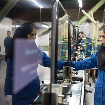 سیستم های نظارت تصویری ژئوويژن در شرکت سام الکترونیک (سامسونگ)