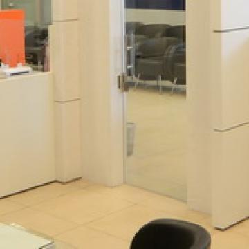 سیستم های نظارت تصویری ژئوويژن در شرکت خدمات ارزی و صرافی خاورمیان