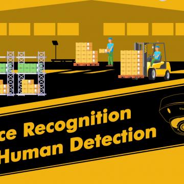 دوربین تحت شبکه تشخیص چهره ژئوویژن