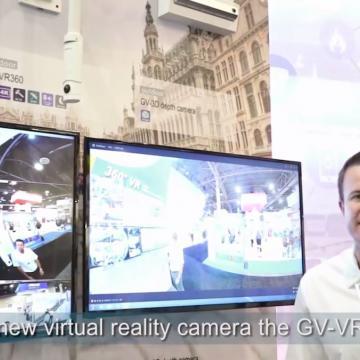 GeoVision Virtual Reality Camera
